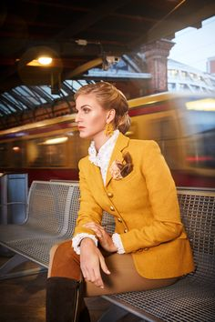 Elegant, Glasgow, Tweed, Couture, Outfits, Style, Fashion, Accessories, Matching Colors