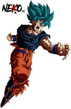 GOKU SUPER SAYAJIN BLUE / DRAGON BALL SUPER
