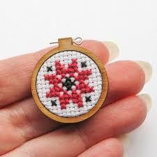 Bildergebnis für mini cross stitch