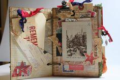 page fold for creatign pocket