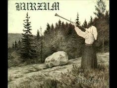 """Dunkelheit"" by the Norwegian black metal band Burzum (Varg Vikernes). From the album ""Filosofem"" Black Sabbath, Metallica One, Black Metal, Theodore Kittelsen, Troll, Joy Division, Moritz Von Schwind, Alice In Chains, La Danse Macabre"