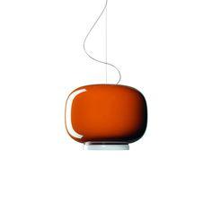 Chouchin 1 Mini Taklampa, Orange, Foscarini