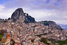Caltabellotta, Province of Agrigento , Sicily region Italy