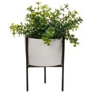 Decorative Foliage on Stand