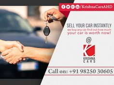 #KrishnaCar #Sell your #car #Instantly We but any car find out how much your car is worth now ! Call On: +91 9825030605