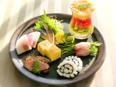 a Japanese‐style dish1