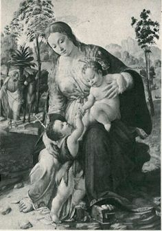 NICOLAS POUSSIN, 1594 - 1665: The Holy Family. Oil on canvas, 79 x 106.