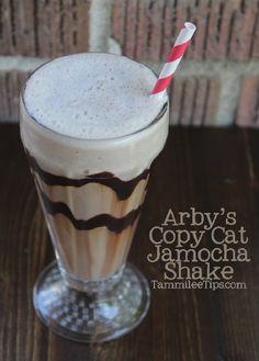 Copy Cat Arbys Jamocha Shake