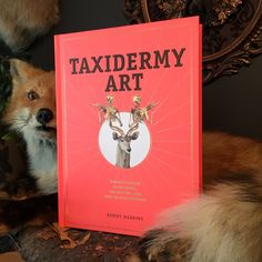 A most interesting coffee table read, this 239-pager by Robert Marbury features different taxidermists and their works. Filled with full color pictures of taxidermy art, studios, and information on th
