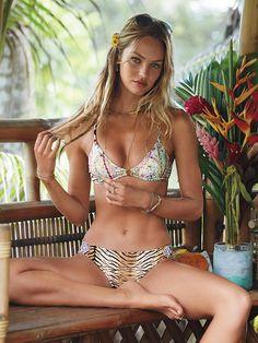 Vacation made sexier. | Victoria's Secret Swim 2015