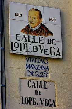 Calle Lope de Vega. Madrid | Flickr: Intercambio de fotos