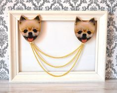 Pomeranian , pomeranian jewelry , pomeranian gift , pomeranian lover , dog breed jewelry , dog breed gift , pomeranian gift , dog lover gift