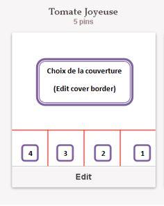 ➔ Tout ce qu'il faut savoir sur le #Board pour bien débuter sur #Pinterest  Lire la suite sur le blog de Tomate Joyeuse http://tomatejoyeuse.blogspot.fr/2012/04/pinterest-lanatomie-dun-board.html