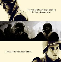 Band of Brothers - The Breaking Point Joe Toye.