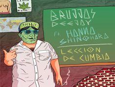 Brujjas Deejay ft. Hanna Shinohara – Lección De Cumbia