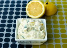 Lemon Artichoke Mayonnaise Recipe (gluten free, dairy free, Paleo / Primal) // deliciousobsessions.com