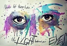 The Light Behind Your Eyes | Conventional Weapons | My Chemical Romance | MCR Lyrics & Fan Art