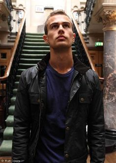 Still of Theo James in Bedlam