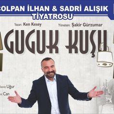 20 kişilik dev kadrosuyla Guguk Kuşu 24 Ocak'ta İzmir'de | İzmir'de Sanat