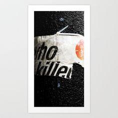 Who killed Art Print by Plasmodi - $16.00 Art Prints, Art Impressions