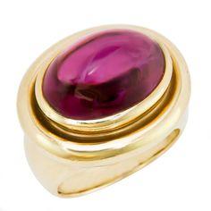 1stdibs | TIFFANY Paloma Picasso Tourmaline Ring