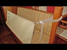 Hanging locker storage great idea sailingliving aboard how to make lee cloths do it yourself advice blog solutioingenieria Choice Image