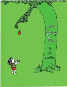 The Giving Tree - Children's Book, Hardcover
