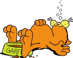 33 Frases de Garfield - Taringa!
