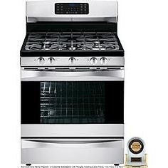 Kenmore Countertop Stove Parts : Kenmore Elite 5.6 cu. ft. Gas Range w/ True Convection - Stainless ...