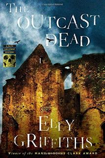 Kevin's Corner: FFB Review: The Outcast Dead: A Ruth Galloway Myst...