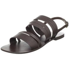 Klub Nico Womens Jacqueline Flat SandalDark Chocolate7 M US *** This is an Amazon Affiliate link. Read more reviews of the product by visiting the link on the image.