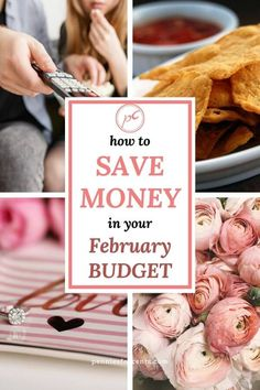 Don't let February derail your budgeting and money saving efforts. Include these expenses. Stuff you can buy on sale. Plan ahead. A realistic budget sets you up for success. Ways To Save Money, Money Saving Tips, Best Budgeting Tools, Household Budget, Managing Money, Best Savings, Monthly Budget, Get Out Of Debt, Early Retirement