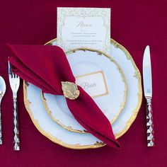 Burgundy napkins set of 6 Linen napkins Marsala napkins