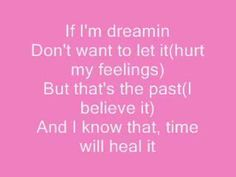 Leona Lewis - Better in Time With lyrics! Leona Lewis, Time Heals, One In A Million, It Hurts, Believe, Lyrics, The Past, Window, Healing