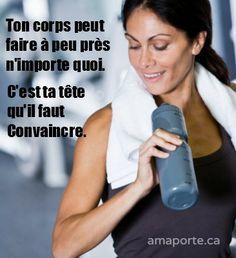 Ton corps peut tout faire #amaporte