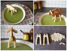 How to get your kid to eat healthy food from eating designer, Marije Vogelzang (http://www.marijevogelzang.nl)