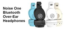 Noise One headphones are designed to offer great comfort to the ears. Tab to read. Wireless Headphones Review, Beats Headphones, Over Ear Headphones, Gadget News, Sweat Proof, Noise Cancelling, Ears, In Ear Headphones, Ear