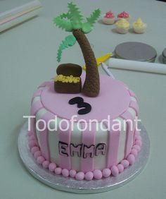 El lugar de las tartas fondant, las galletas y cupcakes en Valencia. TEL: 962064270