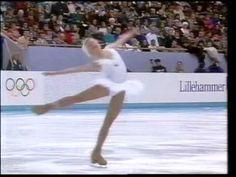 Oksana Baiul - The Swan - Olympics Exhibition Gala 1994  Beautiful. She does this so perfectly.