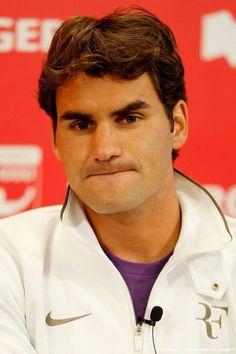 Cute Roger Federer