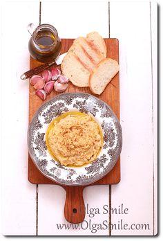 Pasta z ciecierzycy - przepis | Kulinarne przepisy Olgi Smile