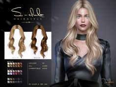 Sims 4 Mods, Sims 4 Game Mods, The Sims, Sims Cc, Sims 4 Curly Hair, Curly Hair Styles, All Hairstyles, Female Hairstyles, Sims 4 Cc Folder
