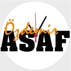 Özdemir Asaf - Özdemir Asaf - Kendin Tasarla - Duvar Saati 27cm