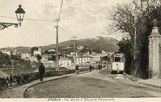 STURLA - FOTO STORICHE CARTOLINE ANTICHE E RICORDI DELLA LIGURIA