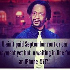 Katt Williams = awesome (even if it is just using a pic of him on a hilarious joke).  LOVE him! - HL