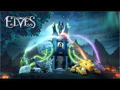 Into the Shadow World - LEGO Elves - Teaser