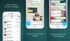 WhatsApp ya permite realizar llamadas gratuitas desde iPhone en su última actualización