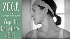 Yoga With Adriene - daily neck relief