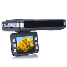VGR - B Car DVR Camera Radar Detector Photo