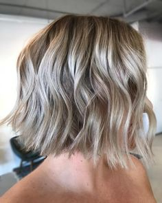 Layered hair is great but there is something about a blunt cut that just works. Having your hair all the same length can really make it easier to styl... Blunt Cuts, Bob Cuts, Layered Hair, Hair Trends, Blunt Hairstyles, Your Hair, Short Hair Styles, Bob Styles, Wedge Bob Haircuts